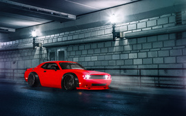2015 Dodge Challenger SRT wallpaper