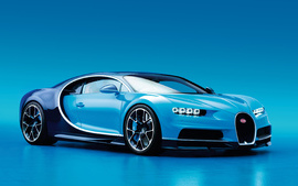 2017 Bugatti Chiron wallpaper