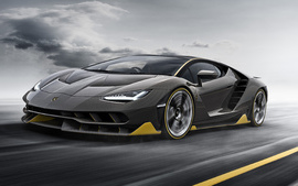 2017 Lamborghini Centenario wallpaper