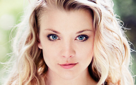 Actress Natalie Dormer wallpaper