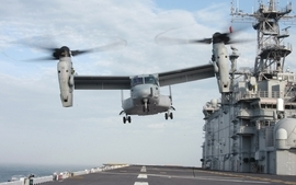 Aircraft military osprey 3 wallpaper