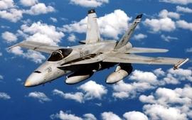Aircraft military usmc f18 hornet wallpaper