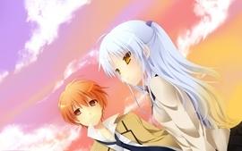 Angel beats anime manga anime girls 3 wallpaper