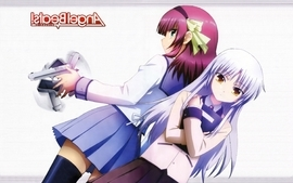 Angel beats anime manga anime girls 6 wallpaper