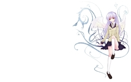 Angel beats anime manga anime girls 8 wallpaper