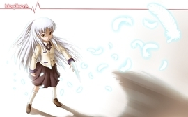 Angel beats anime manga anime girls 9 wallpaper