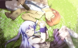 Angel beats anime manga anime girls wallpaper