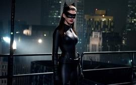 Anne hathaway catwoman batman the dark knight rises wallpaper
