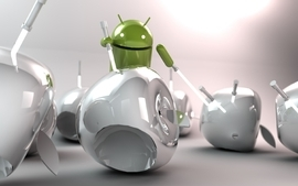 Apple inc android wallpaper