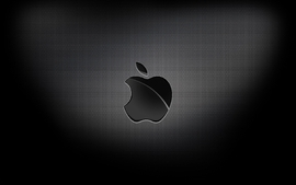 Apple inc logos 2 wallpaper