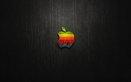 Apple inc logos 5 wallpaper