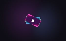 Apple inc logos 6 wallpaper