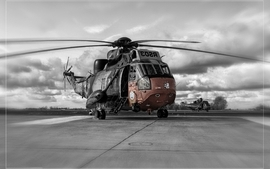Army military helicopters grayscale military art wallpaper