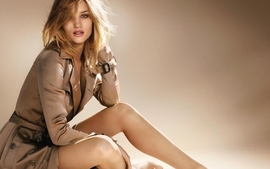 Blondes women blue eyes models fashion rosie huntingtonwhiteley wallpaper