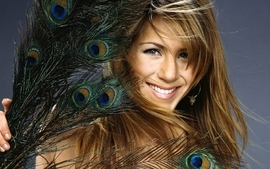 Blondes women jennifer aniston wallpaper