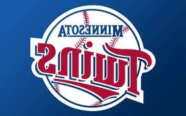 Blue baseball minnesota mlb logos minnesota twins 2 wallpaper