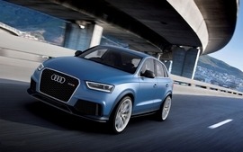 Blue cityscapes cars audi suv blue cars german cars audi rsq3 wallpaper