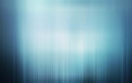 Blue minimalistic aurora wallpaper