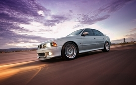 Bmw cars bmw e39 wallpaper