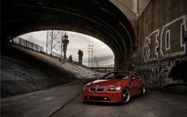 Bmw cars bridges wallpaper