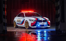 BMW M2 Motogp Safety 2016 wallpaper