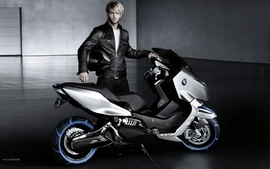 Bmw studio concept art motorbikes 2010 2 wallpaper