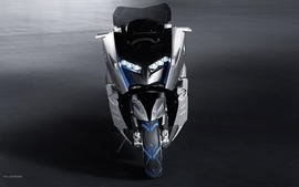 Bmw studio concept art motorbikes 2010 7 wallpaper