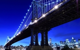 Bridges new york city wallpaper