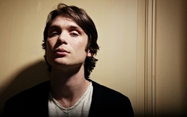 Brunettes blue eyes men cillian murphy actors wallpaper