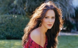 Brunettes women people katherine mcphee singers wallpaper