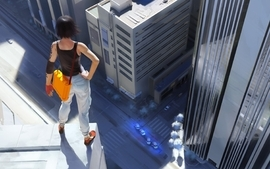Brunettes women video games mirrors edge asians wallpaper