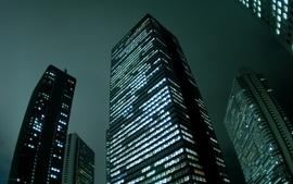 Buildings modern futuristic architecture ll dump mine wallpaper
