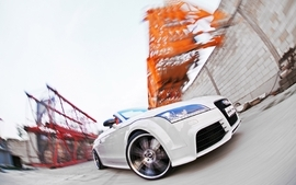 Cars audi 2 wallpaper