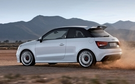 Cars audi a1 3 wallpaper