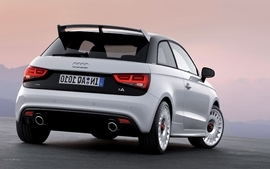 Cars audi a1 4 wallpaper