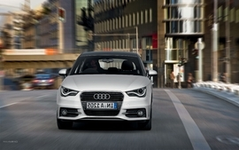 Cars audi a1 wallpaper