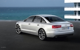 Cars audi a6 german cars 2 wallpaper
