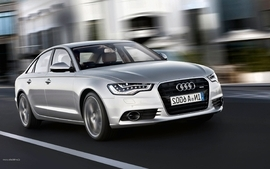 Cars audi a6 german cars 3 wallpaper