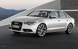 Cars audi a6 german cars wallpaper