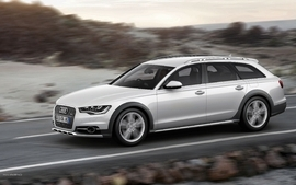 Cars audi audi a6 german cars wallpaper