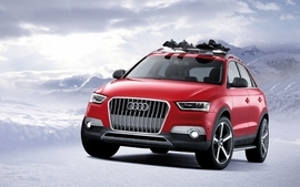 Cars audi audi q3 wallpaper