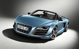 Cars audi r8 gt wallpaper