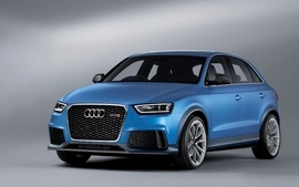 Cars audi suv audi rsq3 wallpaper