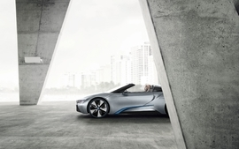 Cars bmw i8 concept wallpaper