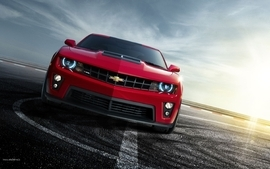 Cars chevrolet camaro 4 wallpaper