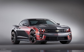 Cars chevrolet camaro zl1 sema wallpaper