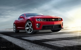 Cars chevrolet camaro wallpaper