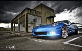Cars chevrolet corvette z06 3 wallpaper
