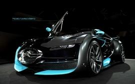 Cars citroen supercars concept cars survolt wallpaper