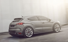 Cars concept art racing citroen ds4 2 wallpaper
